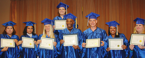 Adult Education Graduates