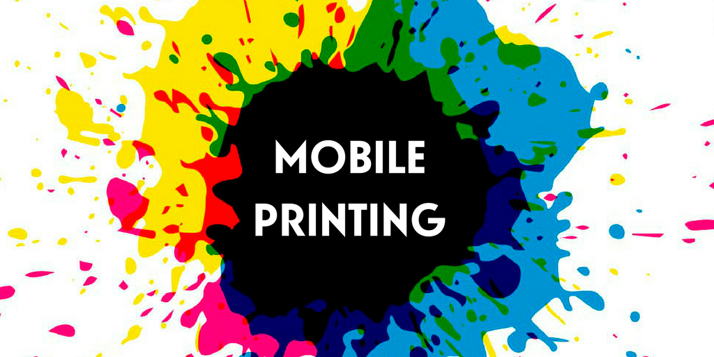 Mobile Printing is Available at the Library