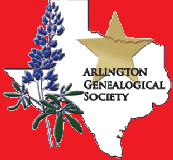 Arlington Genealogical Society logo
