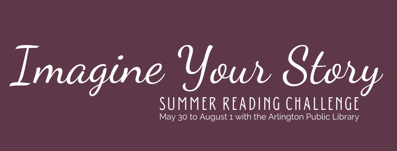 Discover Your Story with Summer Reading Challenge at the Arlington Public Library