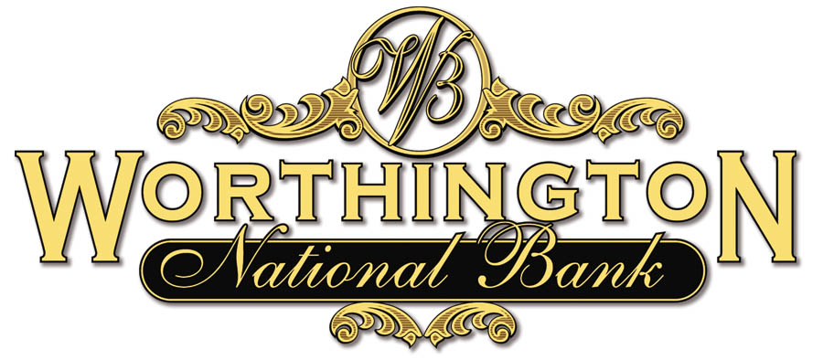 Worthington National Bank's logo