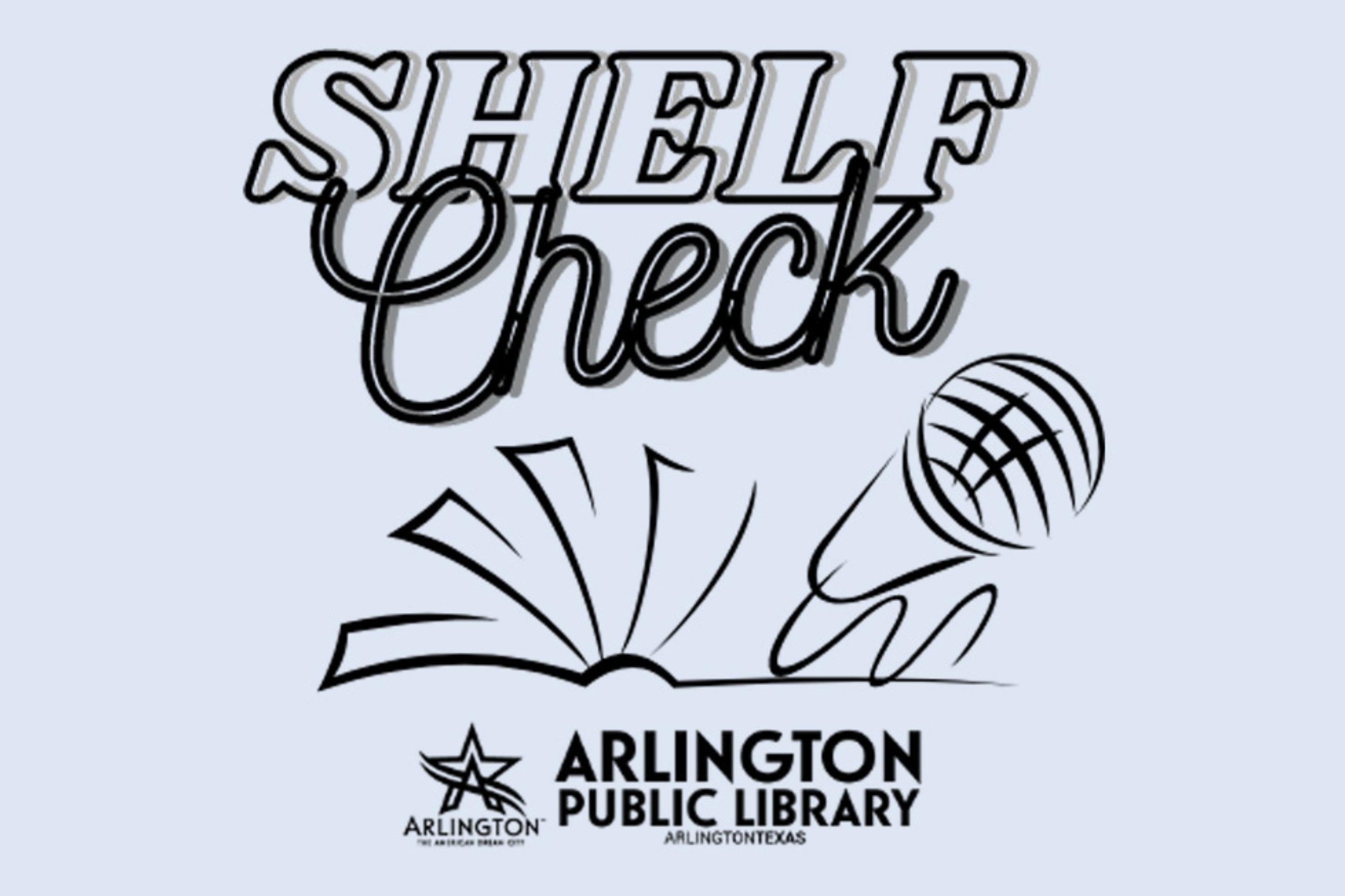Shelf Check: Arlington Public Library