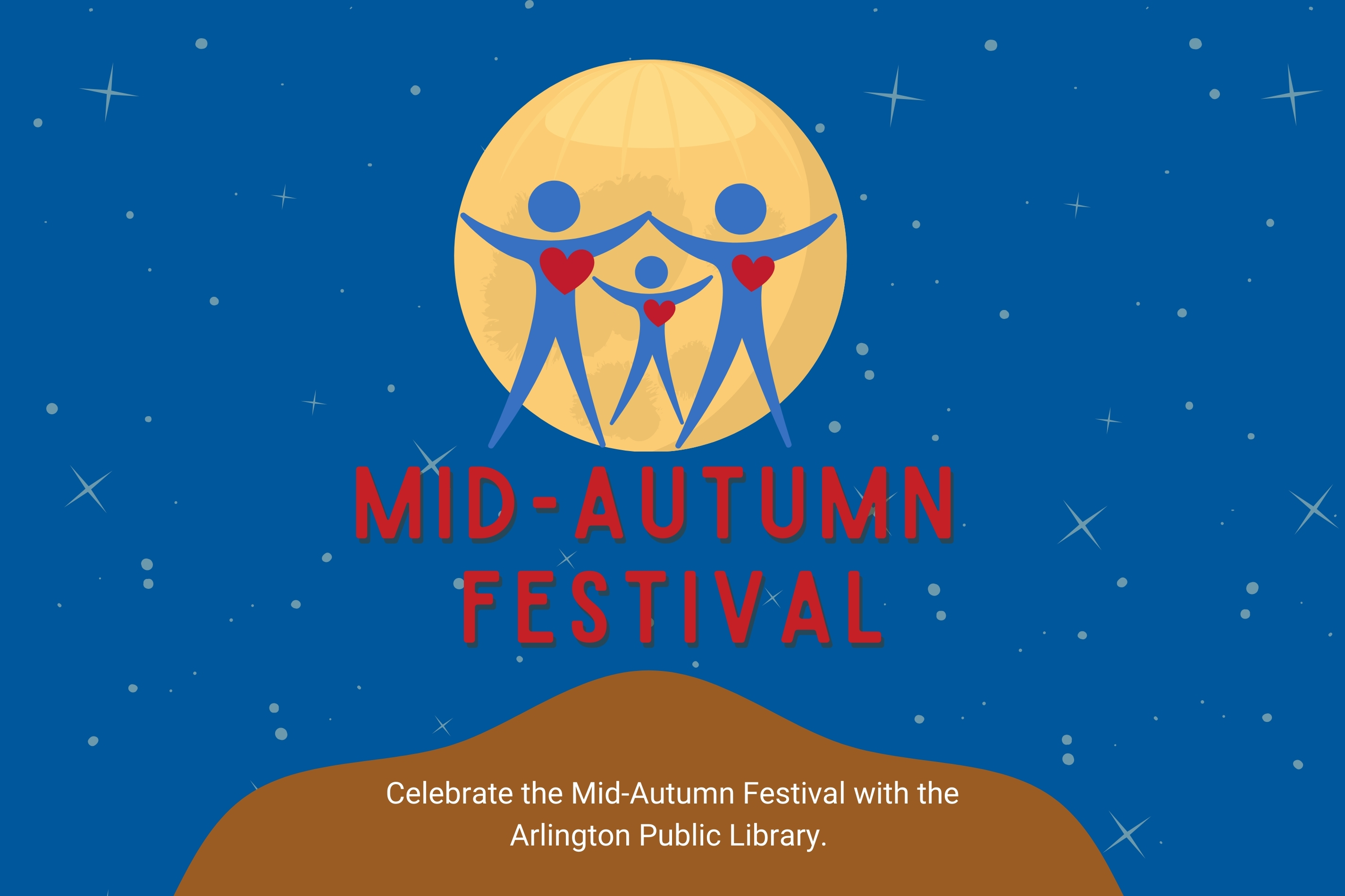 Celebrate the Mid-Autumn Festival with the Arlington Public Library