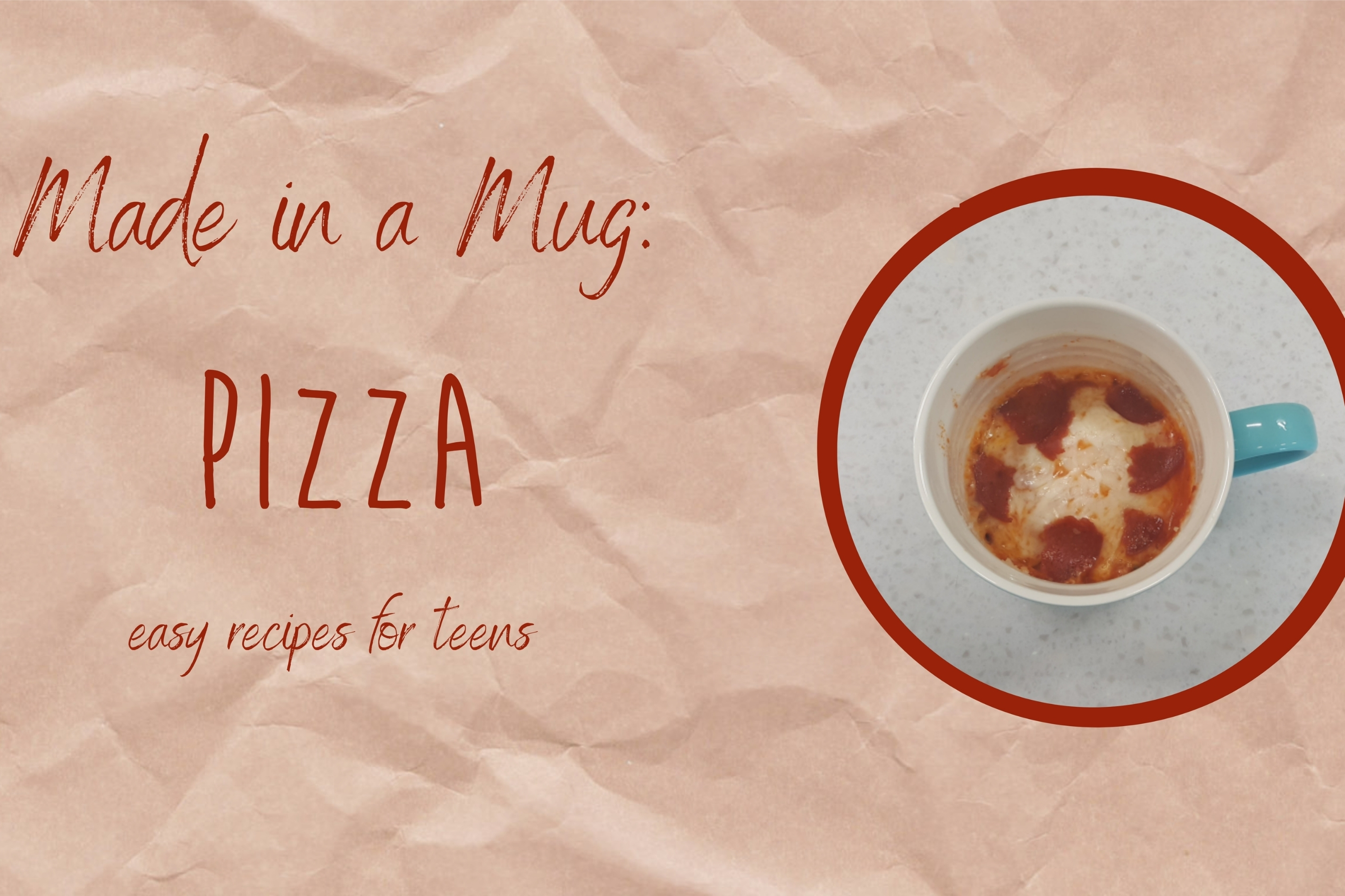 Made In A Mug Pizza Arlington Public Library