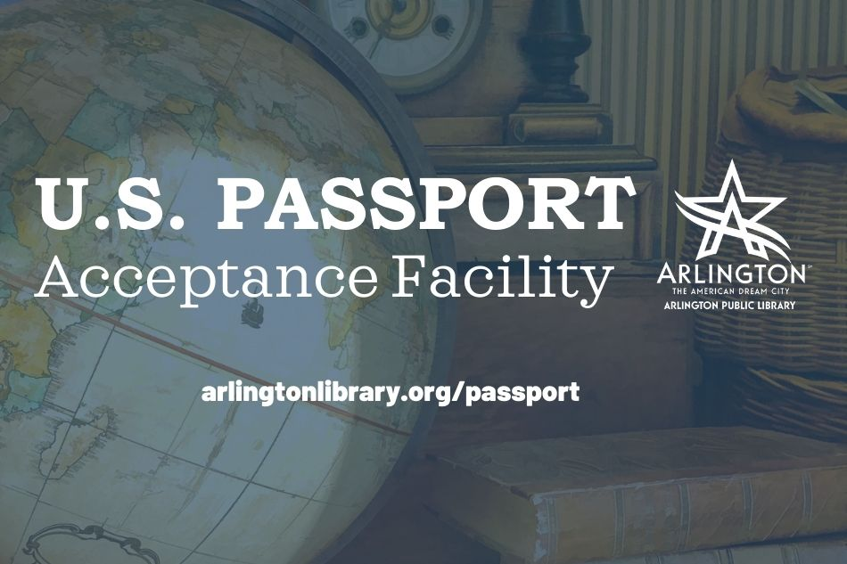 The George W. Hawkes Downtown Library Now Offers Passport Services