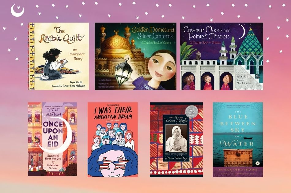 Arab American Heritage MonthBooklist