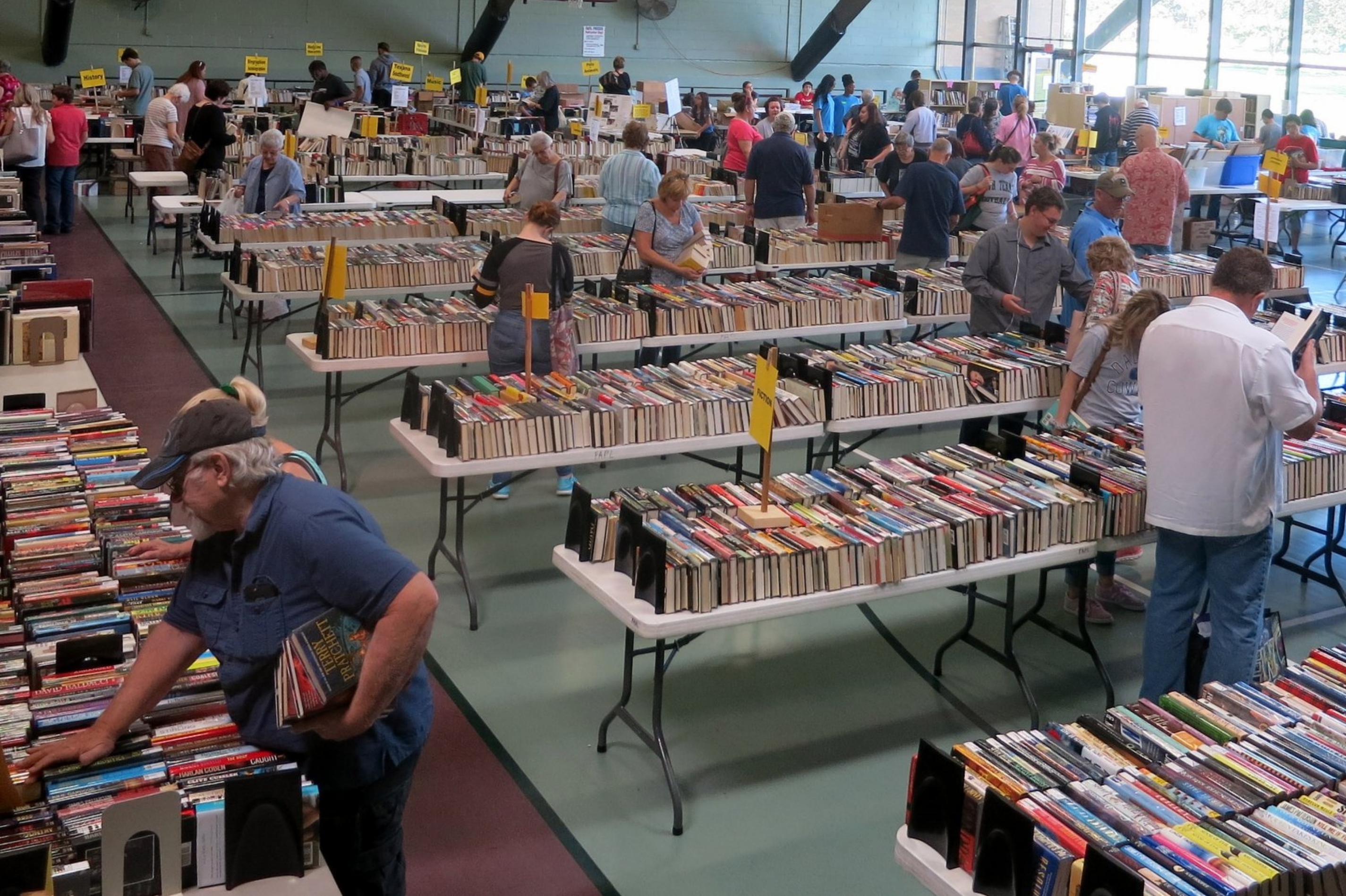 Fall Into Savings with Fall Book Sale